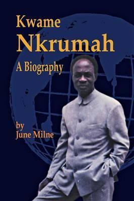 Kwame Nkrumah by June Milne image