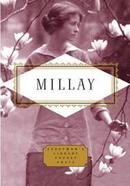 Millay Poems by Edna St.Vincent Millay image