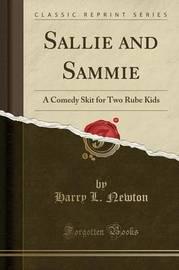 Sallie and Sammie by Harry L Newton