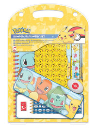 Pokemon Stationery Set