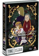 Le Chevalier D'Eon - Livre 3: Danse Macabre on DVD
