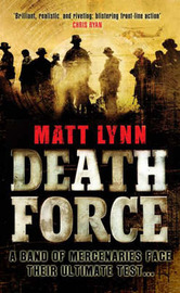 Death Force by Matt Lynn image