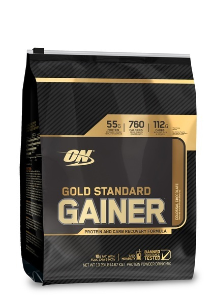 Optimum Nutrition Gold Standard Gainer - Chocolate (4.67kg)