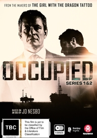 Occupied: Series 1 & 2 Double Pack on DVD