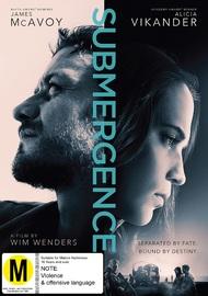 Submergence on DVD