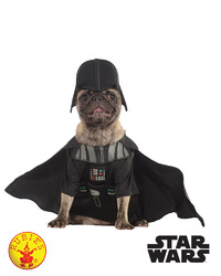 Star Wars: Darth Vader - Deluxe Pet Costume (XX-Large)