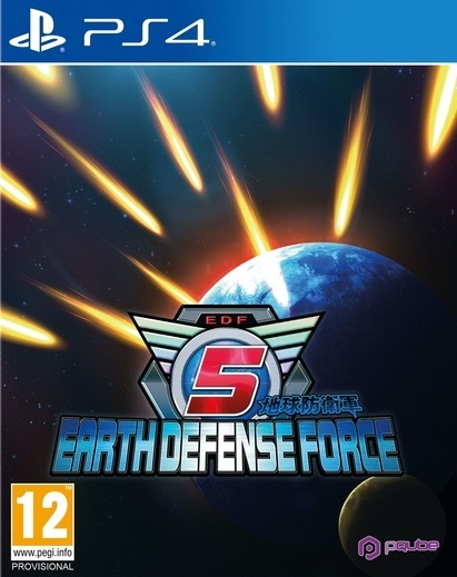 Earth Defense Force 5 for PS4