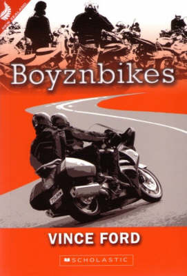 Boyznbikes by Vince Ford image