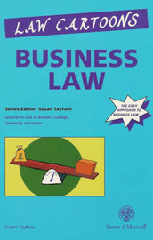 Business Law by Susan Tayfoor image