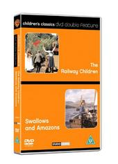 Children's Classics Double Feature -  The Railway Children / Swallows And Amazons on DVD