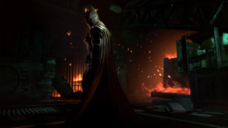 Batman: Arkham Origins for PC Games image