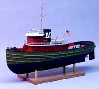 Carol Maron Tug 1:72 Model Kit