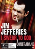 Jim Jeffries: I Swear to God & Contraband DVD