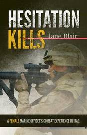 Hesitation Kills by Jane Blair