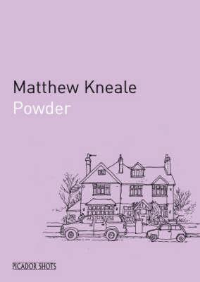 PICADOR SHOTS - Powder by Matthew Kneale