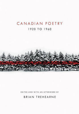 Canadian Poetry 1920 to 1960 image