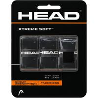 Head XtremeSoft Overwrap (Black)
