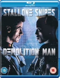 Demolition Man on Blu-ray