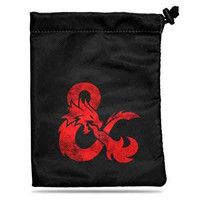 Dungeons & Dragons Treasure Nest Dice Bag