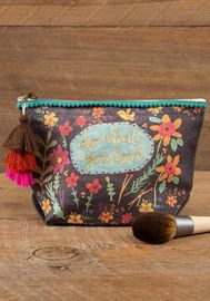 Natural Life: Canvas Pouch - Do What You Love