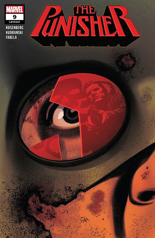 Punisher - #9 by Matthew Rosenberg