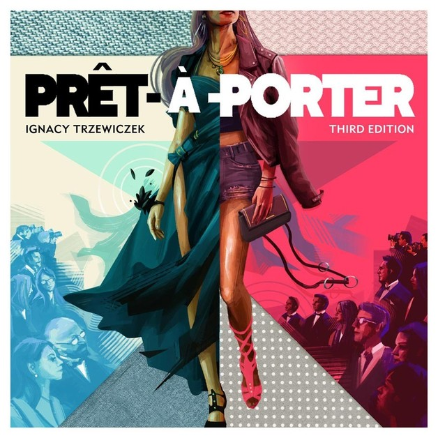 Pret-a-Porter: 3rd Edition - Board Game