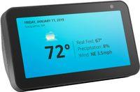 Amazon - Echo Show (5th Gen) Smart Display with Alexa - Charcoal image