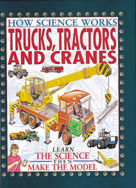 Trucks, Tractors and Cranes by Bryson Gore image