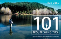 101 Troutfishing Tips by R. Giles image