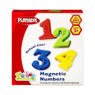 Playskool Magnetic Numbers
