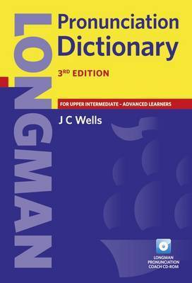 Longman Pronunciation Dictionary by John Wells