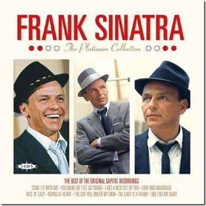 Frank Sinatra: The Platinum Collection by Frank Sinatra