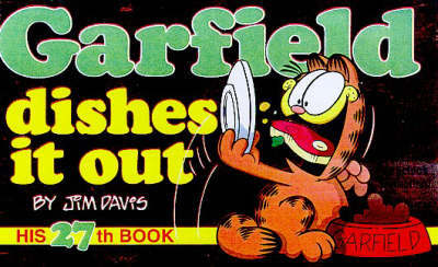 Garfield Dishes it Out by Jim Davis image