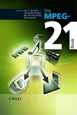 The MPEG-21 Book image