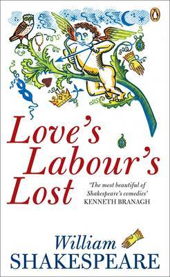 Love's Labour's Lost by William Shakespeare image