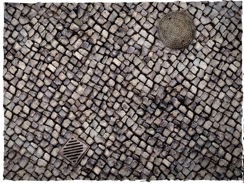 DeepCut Studio Cobblestone Neoprene Mat (6x4) image