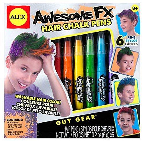 Alex: Awesome FX Hair Chalks