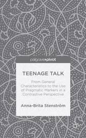 Teenage Talk by Anna-Brita Stenstrom