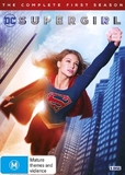 Supergirl - Season 1 on DVD
