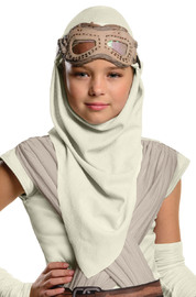 Star Wars: Rey Eye Mask with Hood