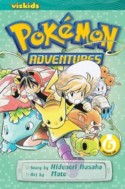 Pokemon Adventures, Vol. 6 by Hidenori Kusaka image