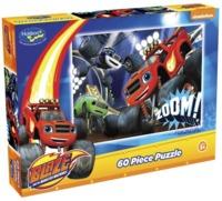 Holdson: 60pce Kids Puzzle (Blaze Zoom)