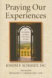 Praying Our Experiences by Joseph F Schmidt image