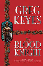 The Blood Knight by Greg Keyes image