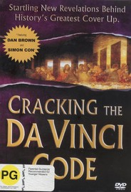 Cracking the Da Vinci Code on DVD image