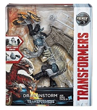 Transformers: The Last Knight - Leader - Dragonstorm