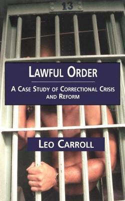 Lawful Order by Leo Carroll