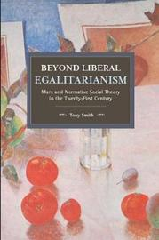 Beyond Liberal Egalitarianism by Tony Smith
