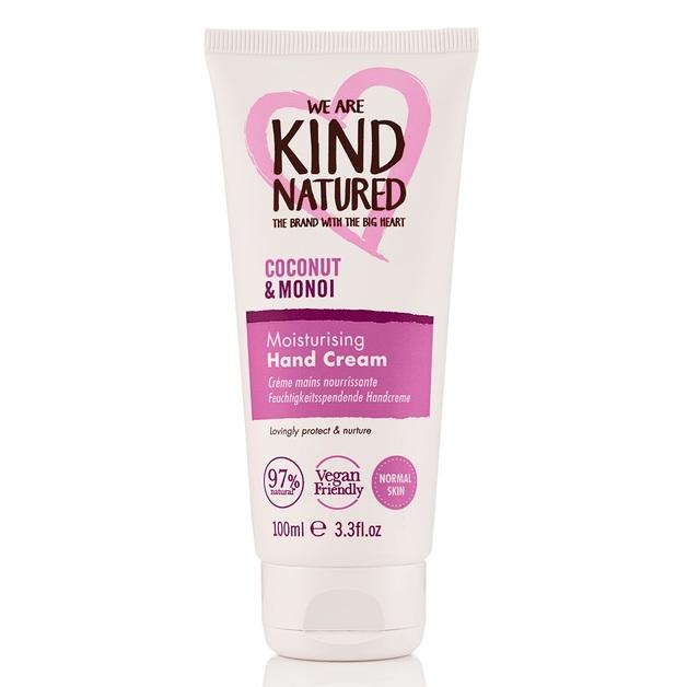 Kind Natured Monoi & Coconut Hand Cream (100ml)