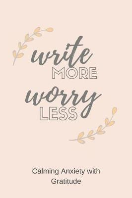 Write More Worry Less by Silver Kiwi Media